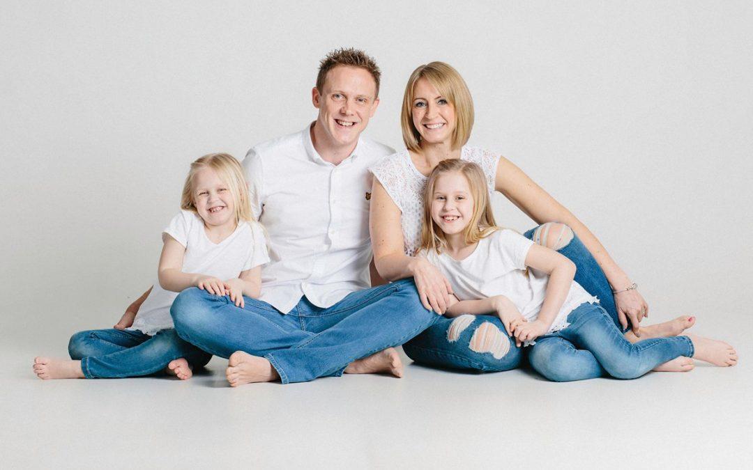 Wanless Family Portrait Session