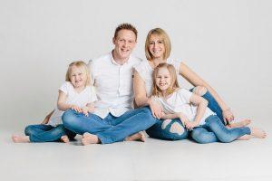 Jo Wanless Family Portrait