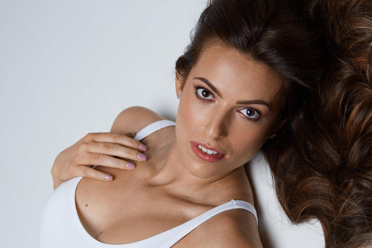 Sophie Trezise Miss Wales Contestant