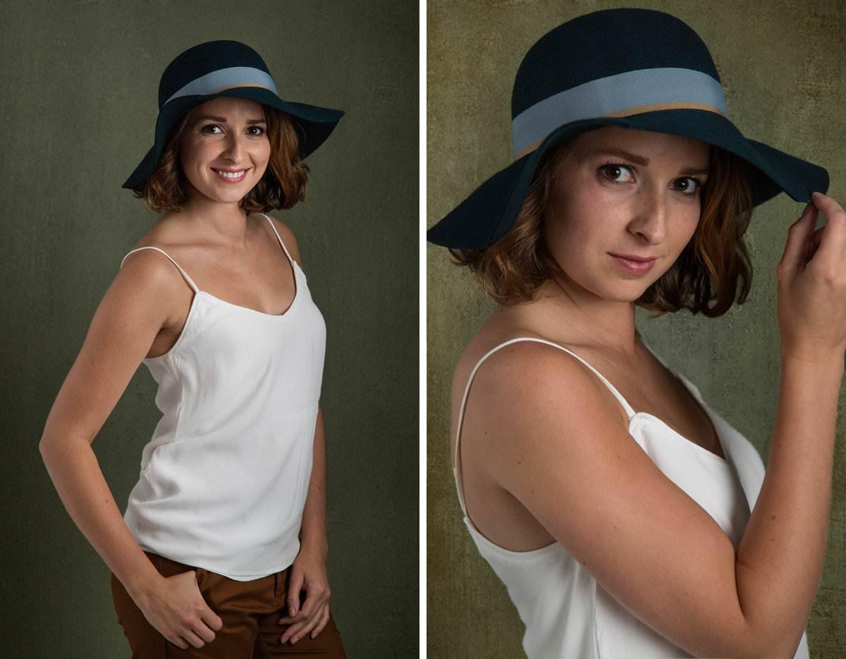Naomi Magazine Style Shoot