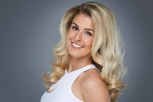 Jayde Reader Miss Wales Miss Universe Pageant Competitor