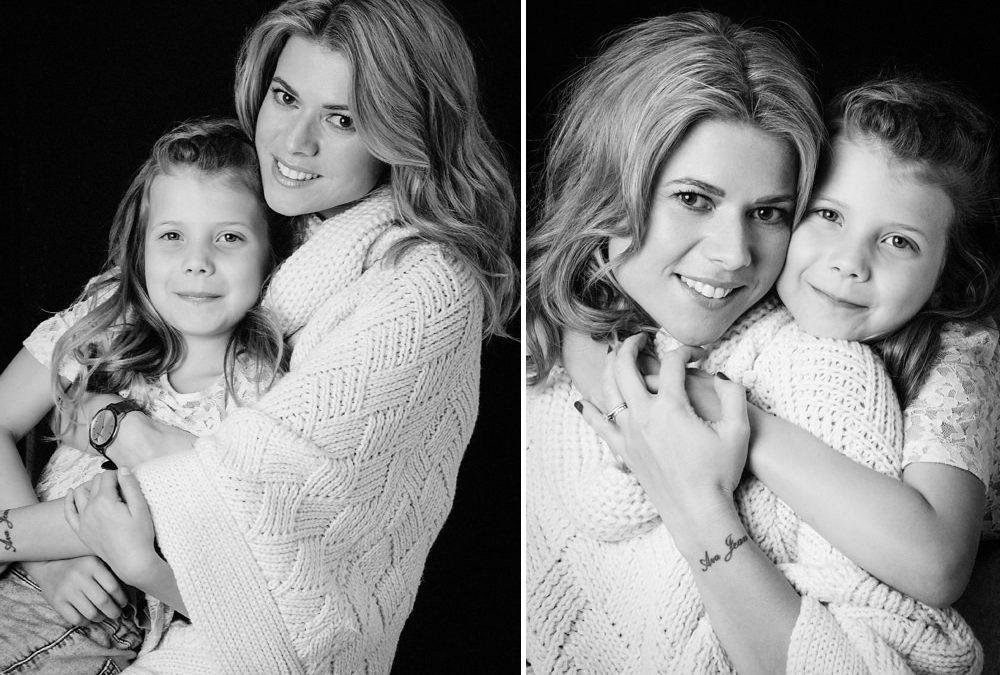 Roxy & Ava Mother Daughter Photoshoot
