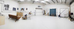 Tim Bishop Studio Interior Photo