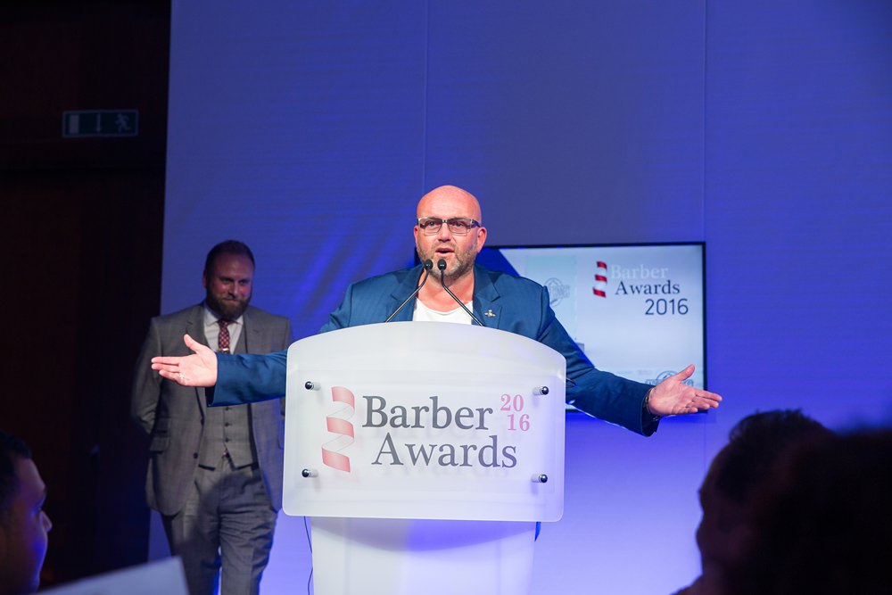 215807 Barber Connect Awards 2016